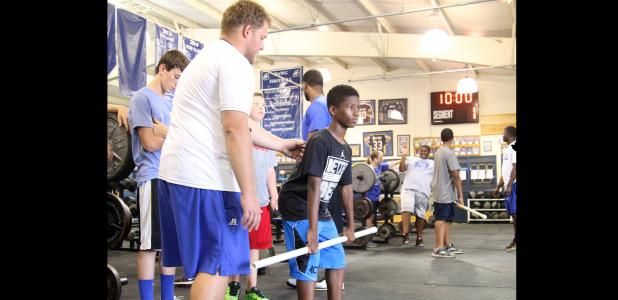 Cove ISD summer camp season kicks off Monday with volleyball, NCAA