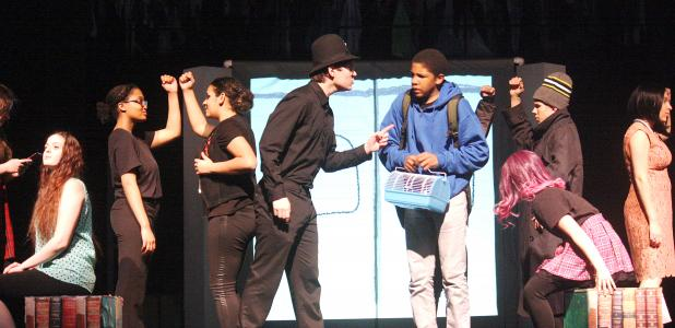 CCHS one act play advance to bi-district contest | Copperas