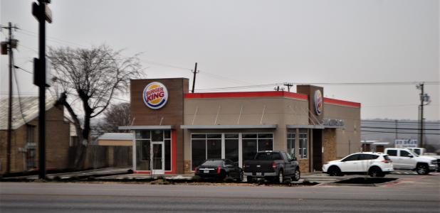 Cove Burger King On Track For February 19 Opening Copperas Cove