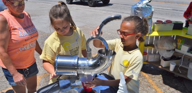 Area children make money at Lemonade Day   Copperas Cove ...
