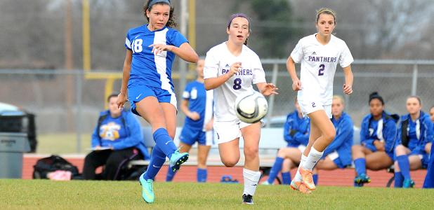 CCLP/LEE LETZER -- Cove senior Ale Ross battles for possession during the Lady Dawgs game against Liberty Hill.