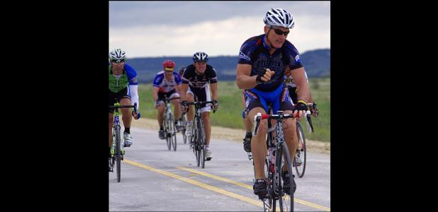 File Photo - Fort Hood Challenge VIII to be held this weekend with hundreds of cyclists participating.