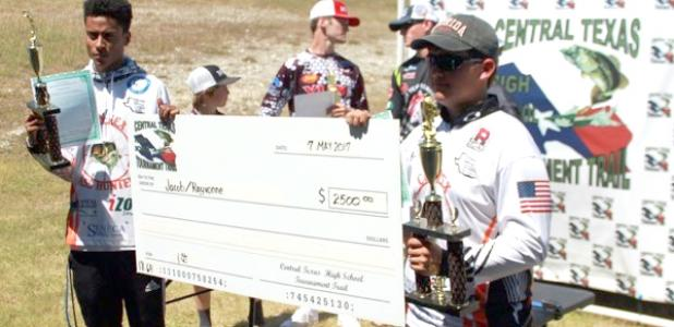 Cove high fisherman hooks college scholarship copperas for Texas high school fishing