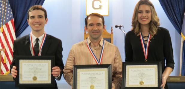 Masonic Lodge bestows the Lamar Awards | Copperas Cove