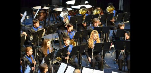 CCISD/Courtesy Photo - Members of the Copperas Cove High School Band will join with other bands from throughout the area as well as the Heights Concert Band for the Central Texas Music Festival which opens on Tuesday.