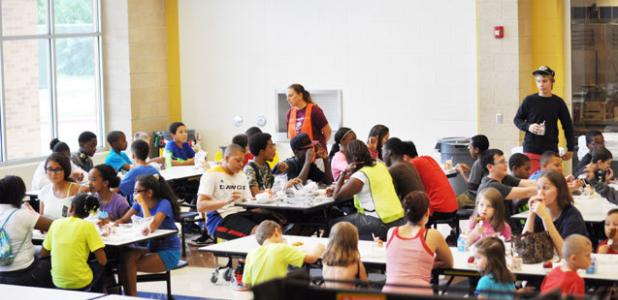 CCISD's summer lunch program opened five sites to feed families of Copperas Cove.