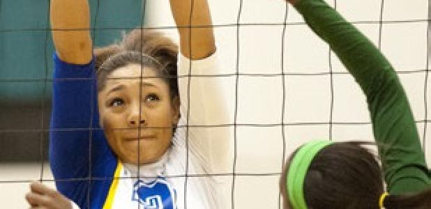 Copperas Cove standout Qiana Canete was named MVP of the 2014 Fellowship of Christian Athletes' Victory Bowl inaugural volleyball game on Saturday.