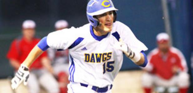 Copperas Cove senior Kyle Winstead will attend the Baseball Factory camp for an opportunity to go to the Omaha National World Series in June. Winstead led the Dawgs with a .387 batting average and .408 slugging percentage.