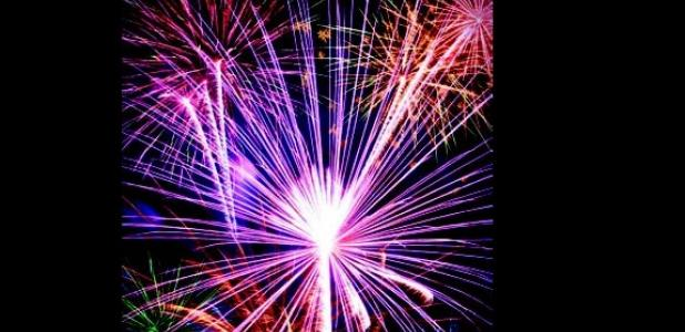 Fireworks can be traced back to ancient China.