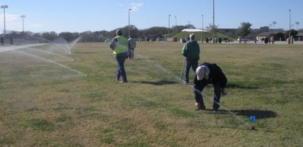 Irrigators, irrigator technicians and irrigation inspectors will receive hands-on and classroom instruction at trainings offered by Texas A&M AgriLife Extension Service in July and August.