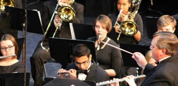 High school bands from across the region will converge on Lea Ledger Auditorium in Copperas Cove on April 14-15 in the UIL band concert and sight reading contest with the hopes of making it to the state contest. More than 1,000 band students will be competing in the two-day event which is free to the public.
