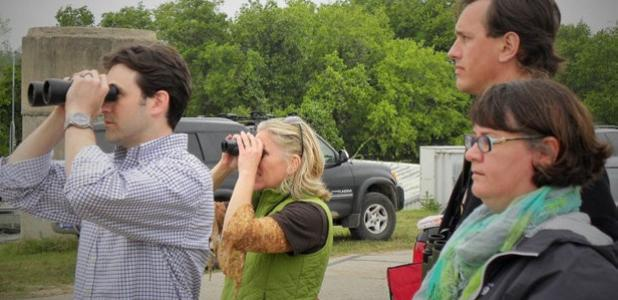 18th annual Great Texas Birding Classic broke records this year with 81 teams with more than 400 competitors. Setting an all time bird count record of 425 species.