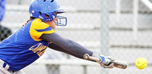 Copperas Cove senior shortstop Elliana Doubleday was named to the 8-5A All- District Softball First Team along fellow seniors Irene Espinoza and Tayler Hammack and juniors Carlee Duran and Autumn Hughes.