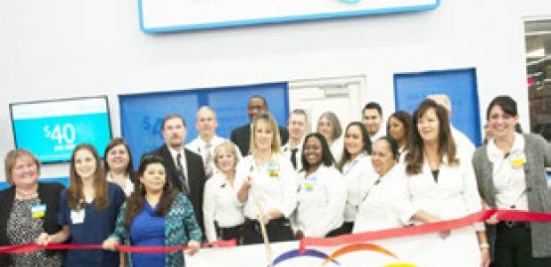 The Copperas Cove Chamber of Commerce welcomed the Care Clinic to the city with a ribbon cutting Friday.