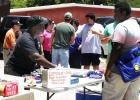 CCLP/PAMELA GRANT - Covites enjoyed the food and entertainment offered at the Copperas Cove Soup Kitchen's block party on Saturday.
