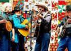Courtesy Photo - The Grammy-nominated Bluegrass Band, White Dove, will headline the Feb. 4 show at the monthly Pearl 1st Saturday Bluegrass Music Jam. Pearl is approximately 25 miles north of Topsey.