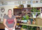 Kathryn Villarreal is the new owner of Michele's Floral & Gifts.