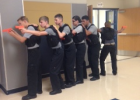 The CCHS Criminal Justice Club's SWAT team took first place at the district contest and hopes to bring home a first place award on Saturday at the state level. Team members Jayson Stanley, Brendon Thompson, Jason Trevino, Andrew Sowder, Nathan Tyler and Deonjrae Hunt have worked tirelessly to hone their skills for this extremely competitive event.