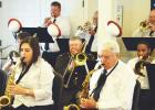 File Photo - The Swingtime Big Band performed at a past Spirit of '45 celebration at Stoney Brook Assisted Living of Copperas Cove. This year's Spirit of '45 Celebration is set for tomorrow from 2-4 p.m. and will feature the sounds of the First Cavalry Jazz Band.