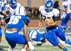 Copperas Cove running back Trent Canion rushed for 175 yards and a touchdown in the Bulldawgs 51-40 win over Schertz-Clemens last Friday. The Bulldawgs begin District 12- 6A action tonight with their homecoming game against cross-town rival Killeen.