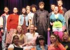 "Copperas Cove High School students performed their rendition of ""Tom Jones"" Saturday at Lea Ledger Auditorium."