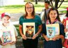 Five Copperas Cove students were each invited to introduce one of the newly unveiled Texas Bluebonnet Books at the Texas Book Festival in Austin.